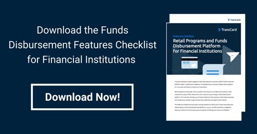 FI Funds Disbursement Platform