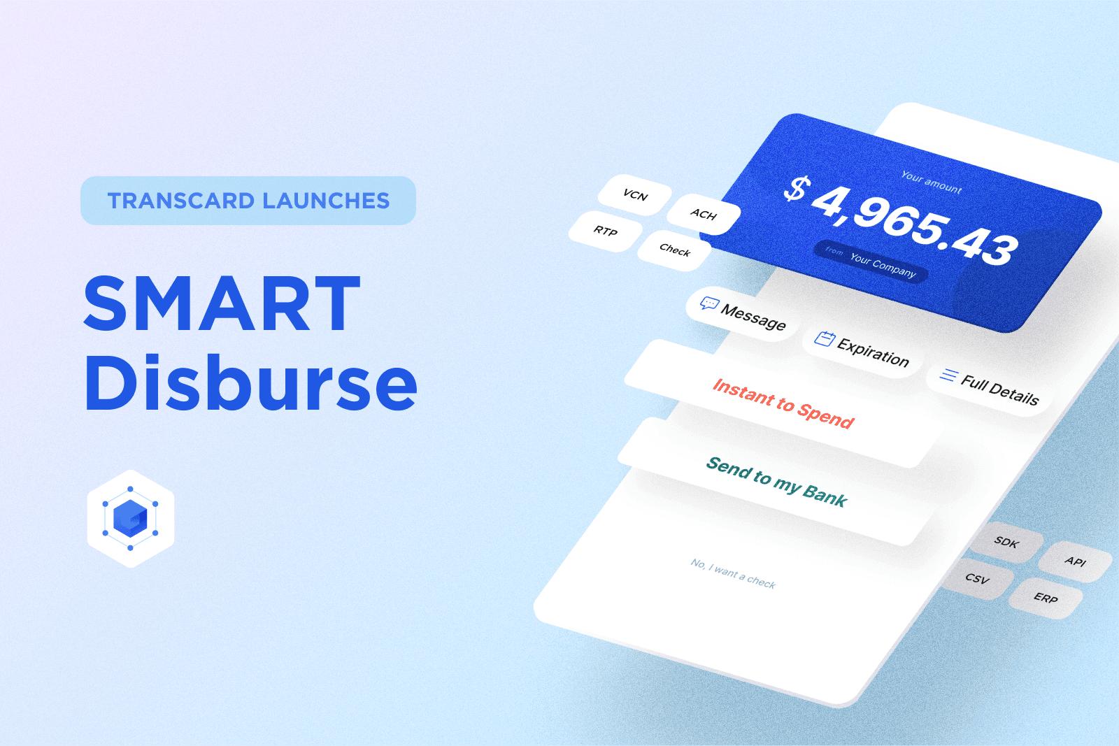 smart disburse